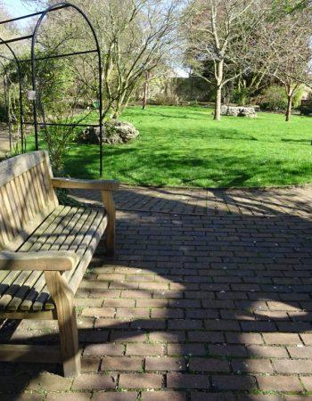 The Ernest Wilson Memorial Garden